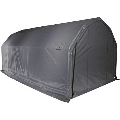 Shelterlogic Outdoor Garage Automotive Boat Car Vehicle Storage Shed 12u0027 Wide x 24u0027 Length x 11u0027 ...  sc 1 st  tnt-fl.com & Shelterlogic Outdoor Garage Automotive Boat Car Vehicle Storage Shed ...